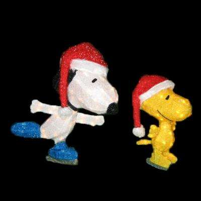 Peanuts - Outdoor Christmas Decorations - Christmas Decorations ...