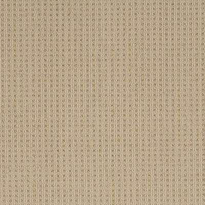Carpet Sample - Breckenridge - Color Fieldstone Loop 8 in. x 8 in.
