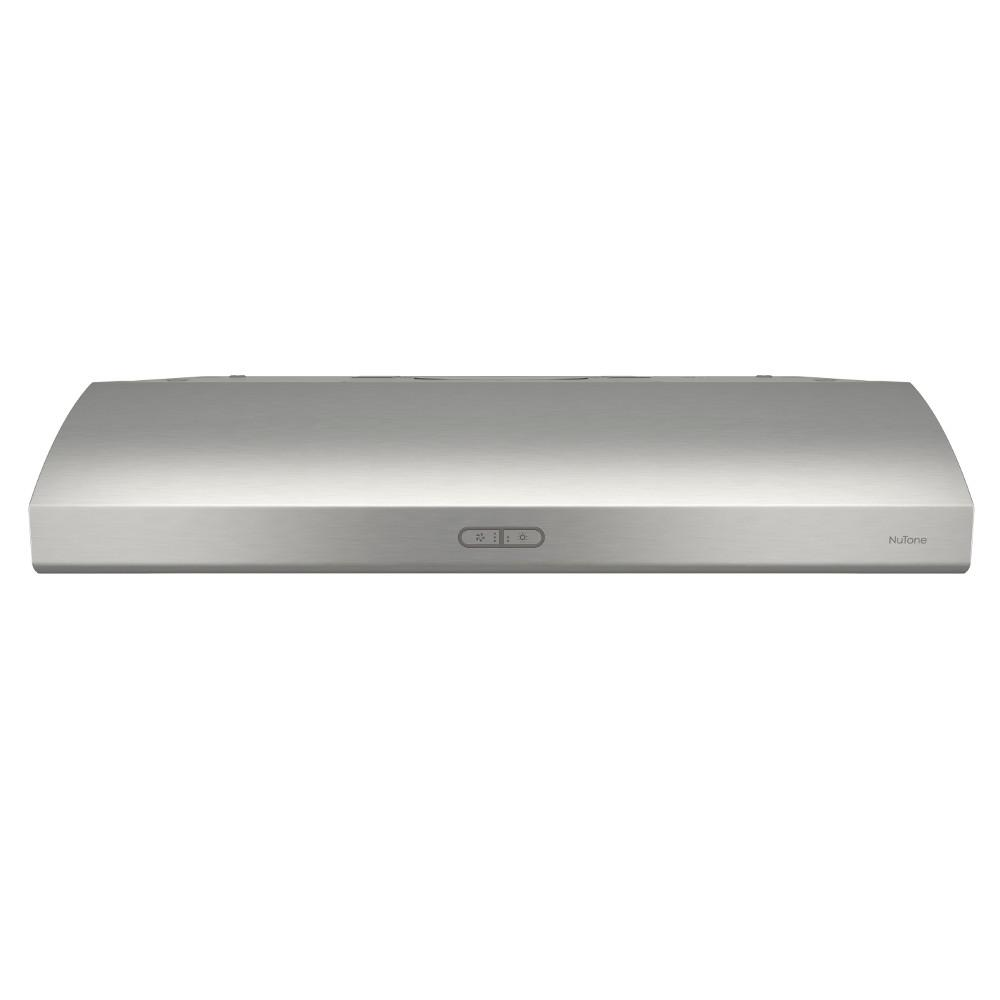 Osmos Deluxe 30 in. Convertible Range Hood in Stainless Steel