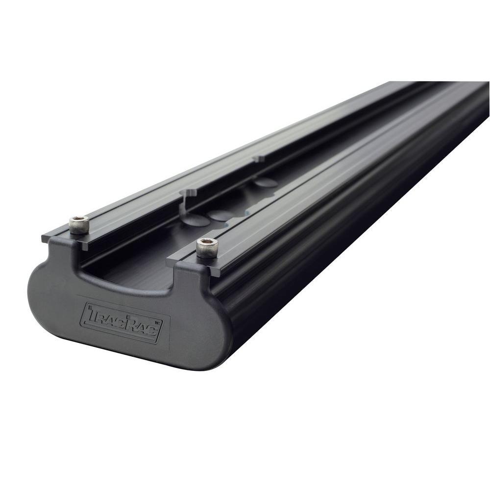 1250 lb. Capacity Base Rail Sliding Truck Rack System (Tundra - Short Bed)