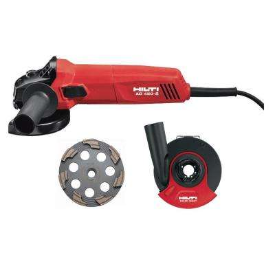 7 Amp Corded 4.5 in Angle Grinder AG 450-S Package