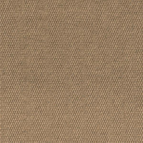 Peel and Stick Chestnut Hobnail Texture 18 in. x 18 in. Residential Carpet Tile (16 Tiles/Case)