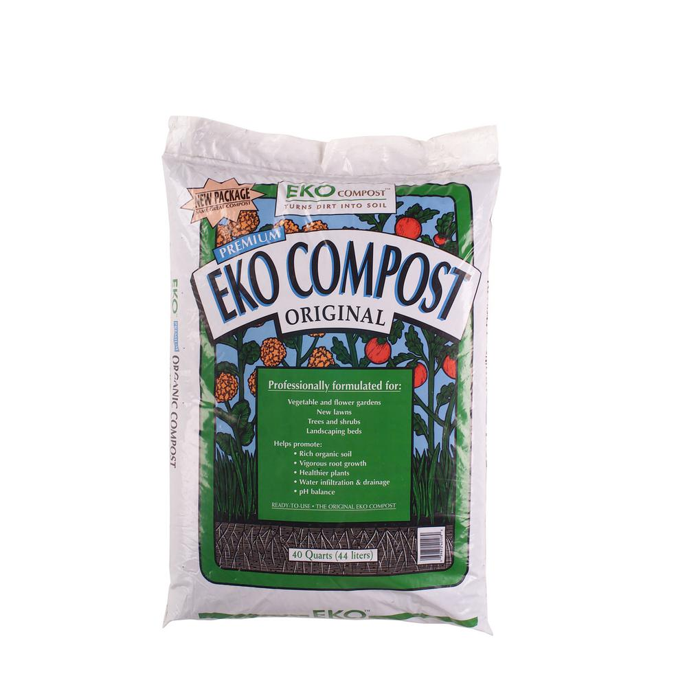 EKO 1.5 cu. ft. Organic Compost-EKOC1.5CF - The Home Depot
