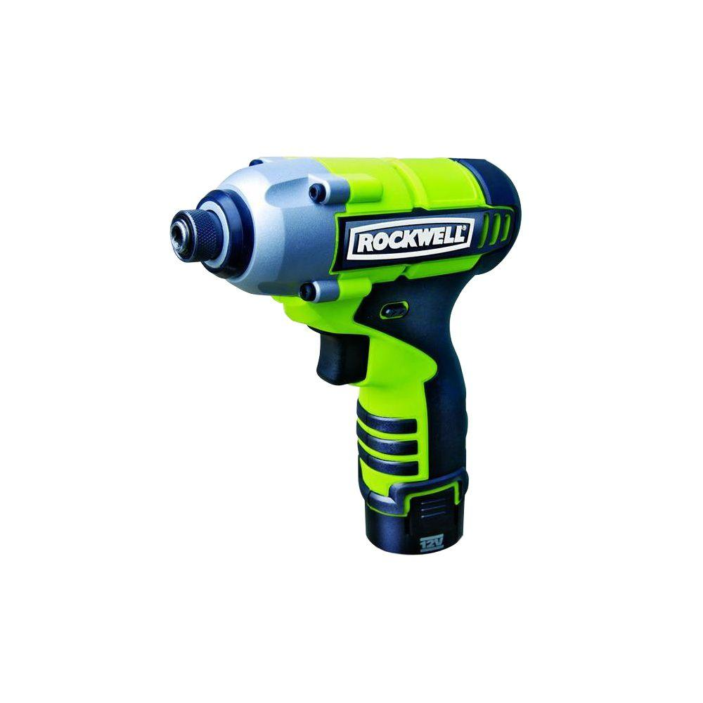 null 12-Volt Lithium-Ion Tech Impact Driver with 1 Battery