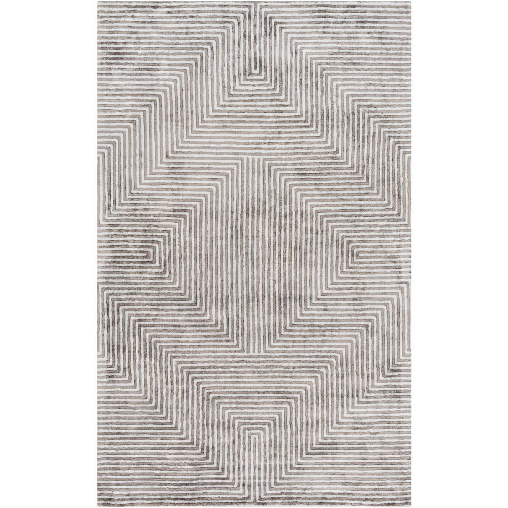 Kastav Light Gray 5 ft. x 7 ft. 6 in. Indoor Area Rug