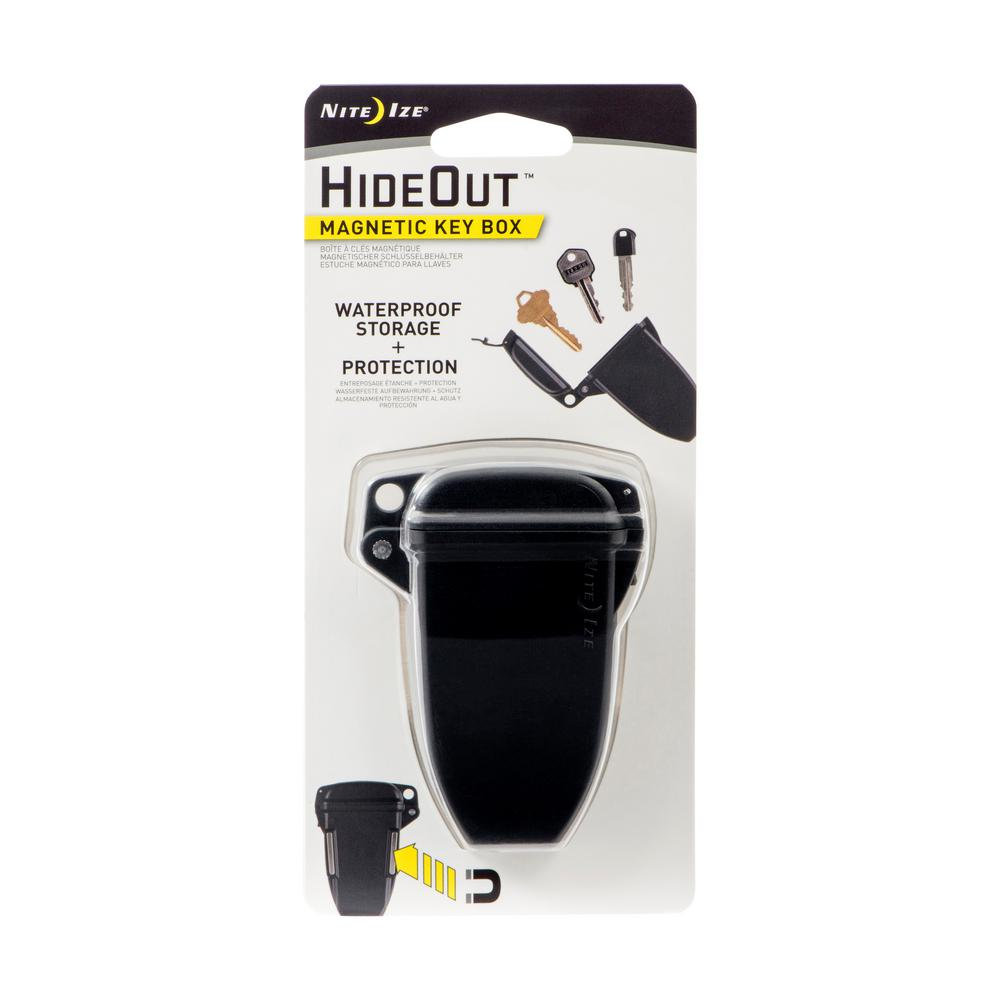 Nite Ize Hideout-Magnetic Key Box-KBS-01-R7 - The Home Depot