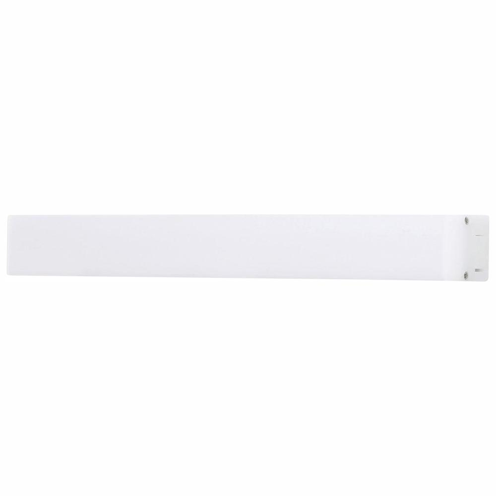Commercial Electric Satin 12 in. LED Silver Under Cabinet Light