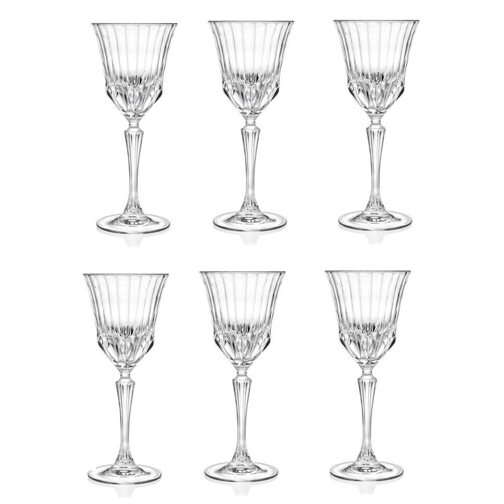 RCR Adagio 6 oz. Crystal Wine Glass (Set of 6)
