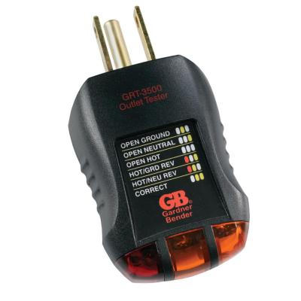 120 VAC Outlet Tester