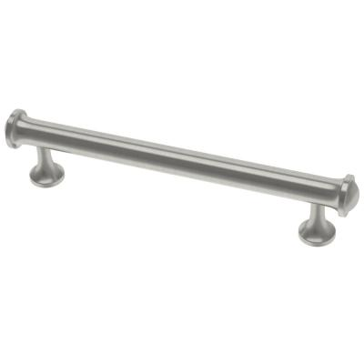 Contempo 5-1/16 in. (128mm) Center-to-Center Satin Nickel Drawer Pull