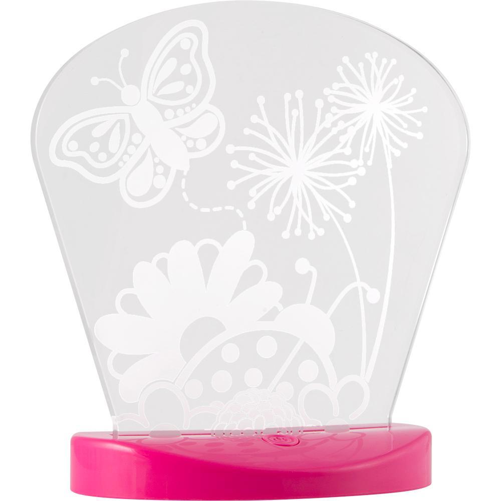 USB Acrylic Night Light, Butterfly