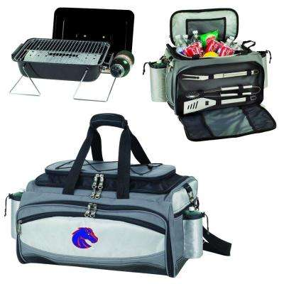 Boise State Broncos - Vulcan Portable Propane Grill and Cooler Tote with Digital Logo