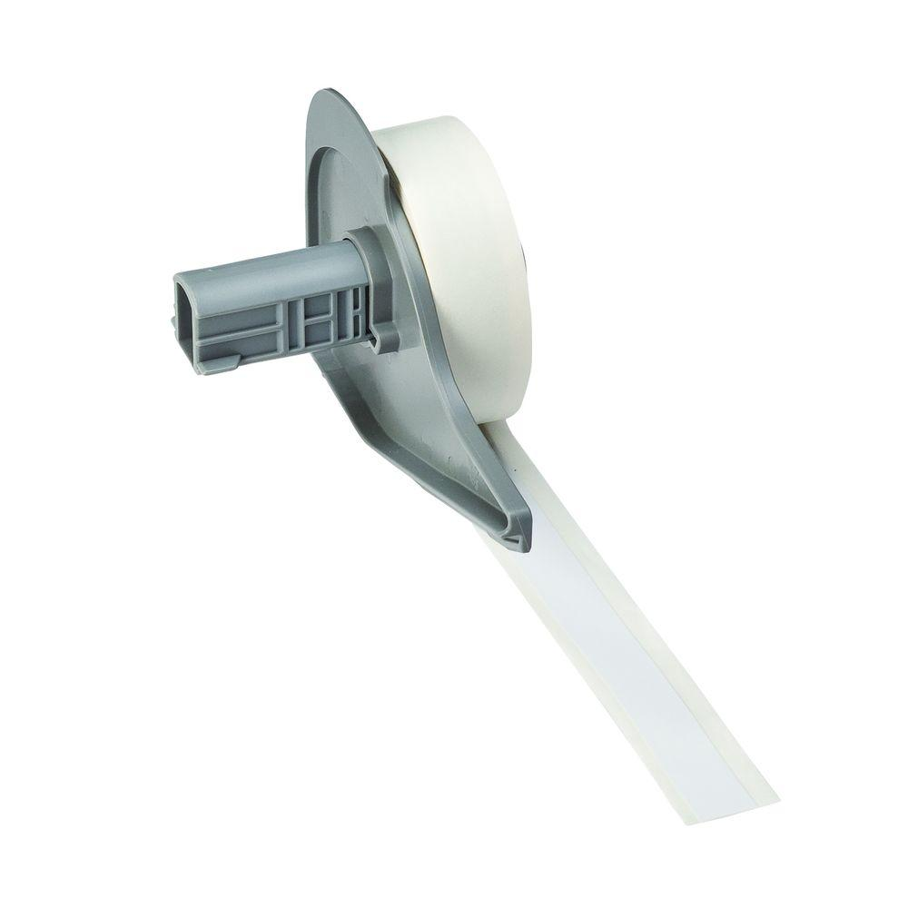 BMP71 B-595 0.5 in. x 50 ft. Indoor/Outdoor White Tape