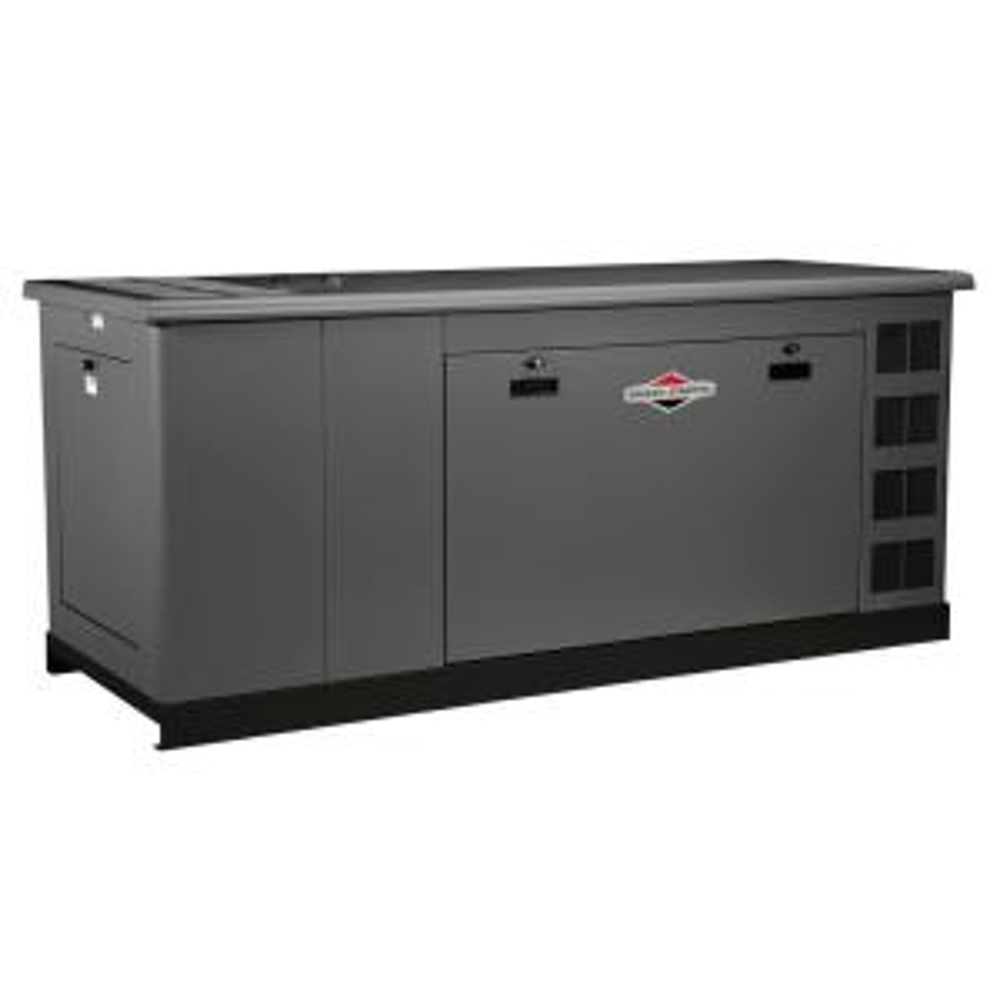 Briggs & Stratton 60,000-Watt Automatic Liquid Cooled Generator - Single Phase by Briggs & Stratton