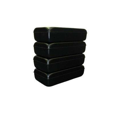 8 ft. x 4 ft. x 12 in. 4-Pack Dock Float Drum Distributed by Tommy Docks