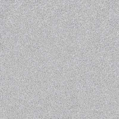 Thrive Appealing Gray 24 in. x 24 in. Residential Peel and Stick Carpet Tile 10 (Tiles/Case)