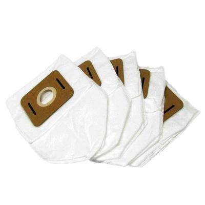 Hepa Filter Replacement Bags 5-Packages