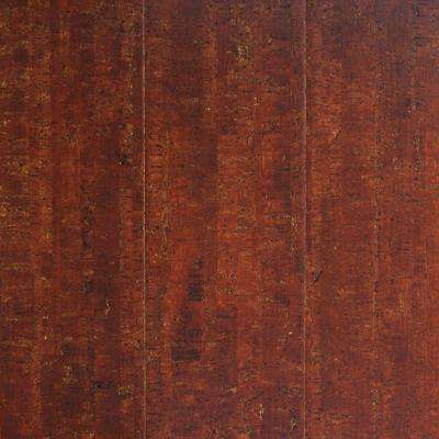 Spiceberry Plank 13/32 in. Thick x 5-1/2 in. Wide x 36 in. Length Cork Flooring (10.92 sq. ft. / case)