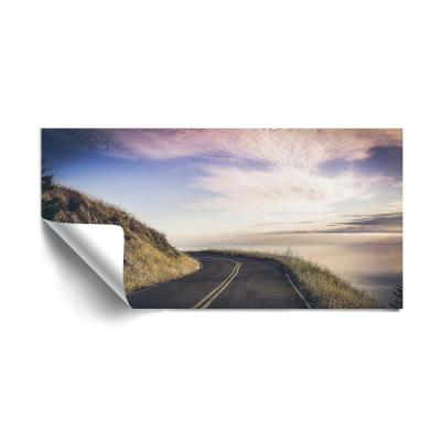 """Turning until"" Landscapes Removable Wall Mural"