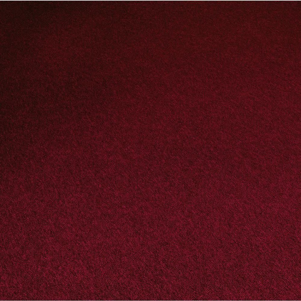 TrafficMASTER Viking - Color China Berry Loop 12 ft. Carpet