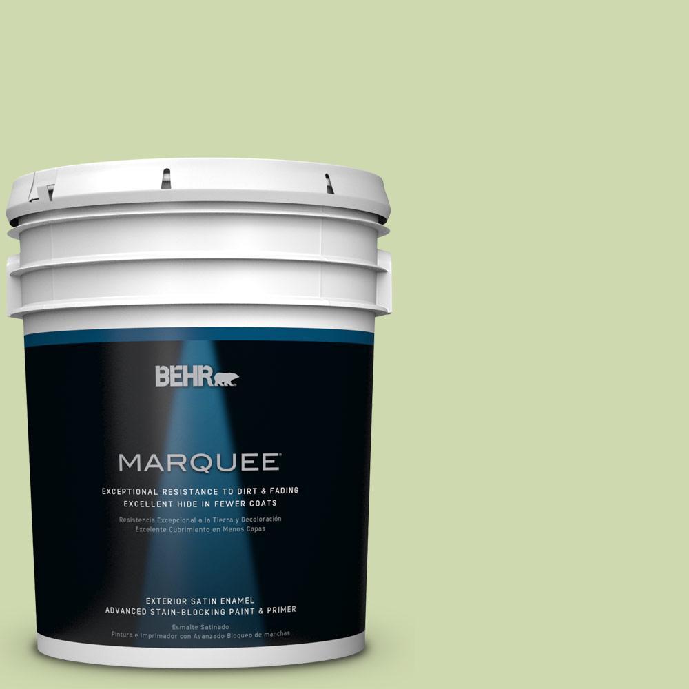 5-gal. #P370-3 Chameleon Skin Satin Enamel Exterior Paint