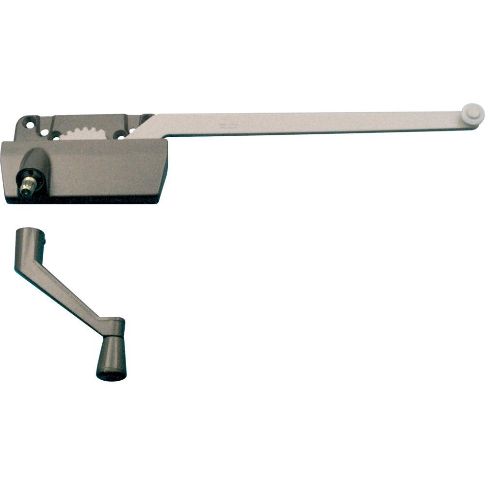 Prime-Line 9-1/2 in. Single-Arm Operator with Right-Hand Clay Crank