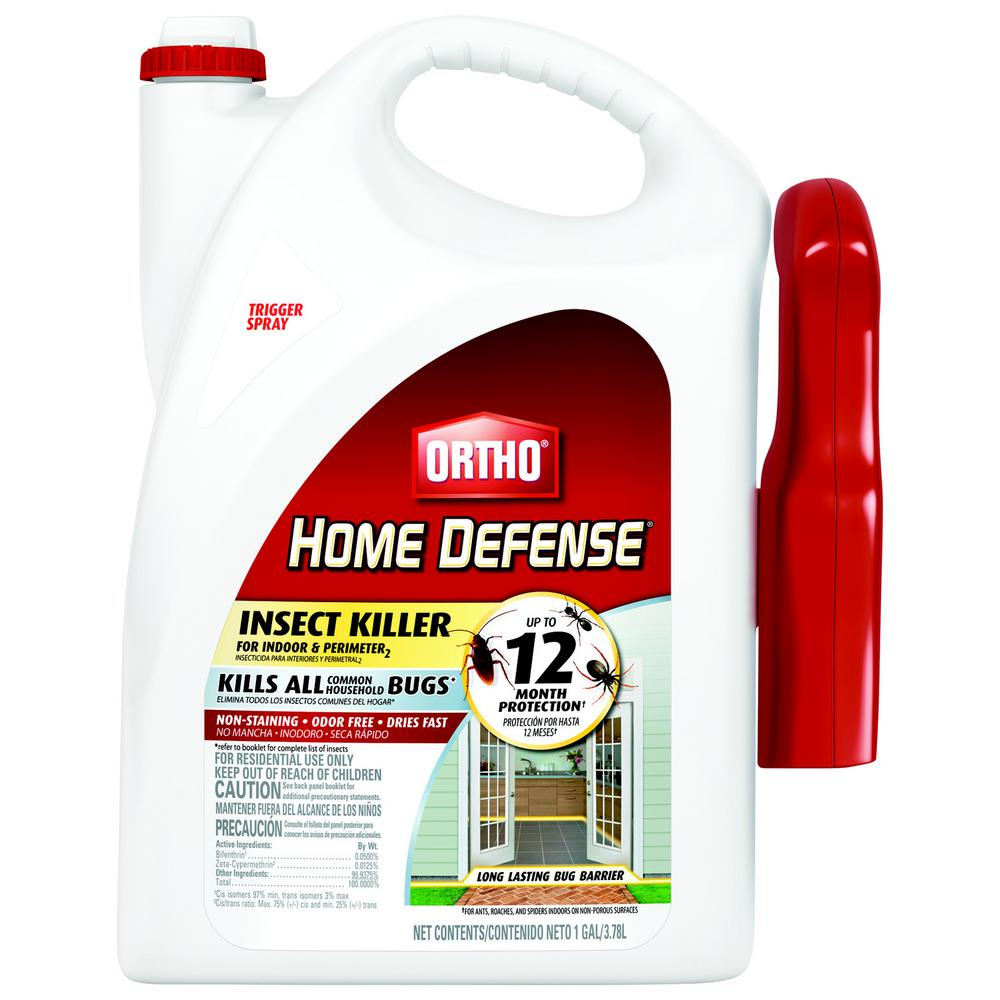 Ortho Ortho Home Defense Insect Killer for Indoor & Perimeter2 Ready-To-Use Trigger Sprayer