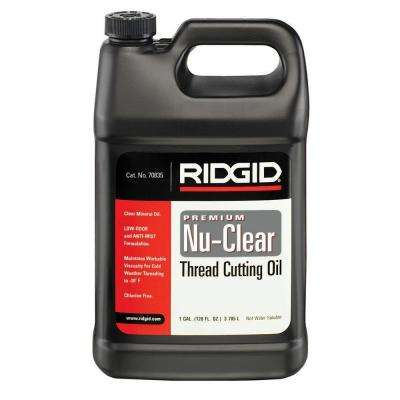 1 Gal. Nu-Clear Plus Thread Cutting Oil