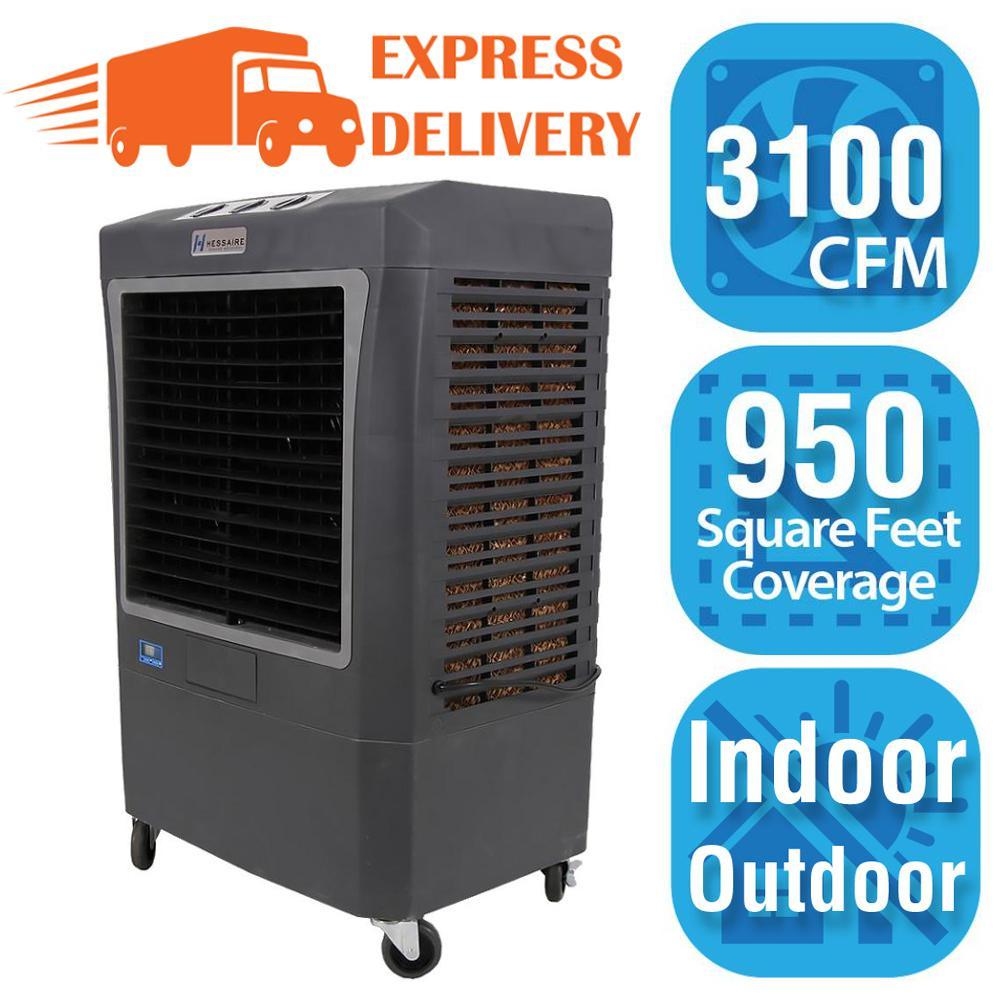 3,100 CFM 3-Speed Portable Evaporative Cooler (Swamp Cooler) for 950 sq. ft.