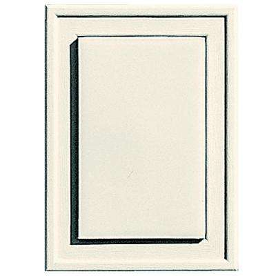 4.5 in. x 6.3125 in. #034 Parchment Raised Mini Mounting Block