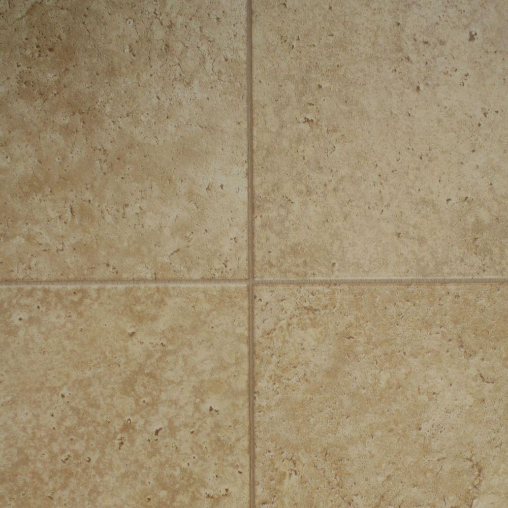 Home Depot Tumbled Travertine 8 Mm Thick X 11 3 5 In