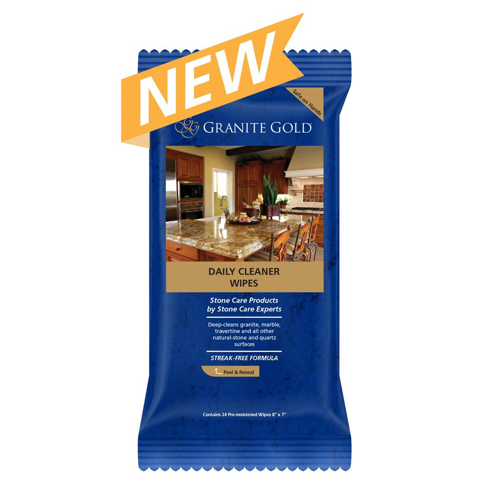 Granite Gold Daily Cleaner Wipes