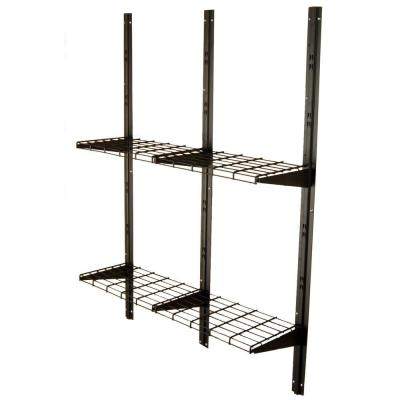 11 in. x 3 ft. 4 in. Metal Shelf Kit for Alpine/Cascade/Sutton Series Sheds