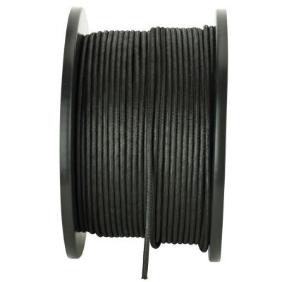 1/8 in. x 500 ft. Paracord, Black