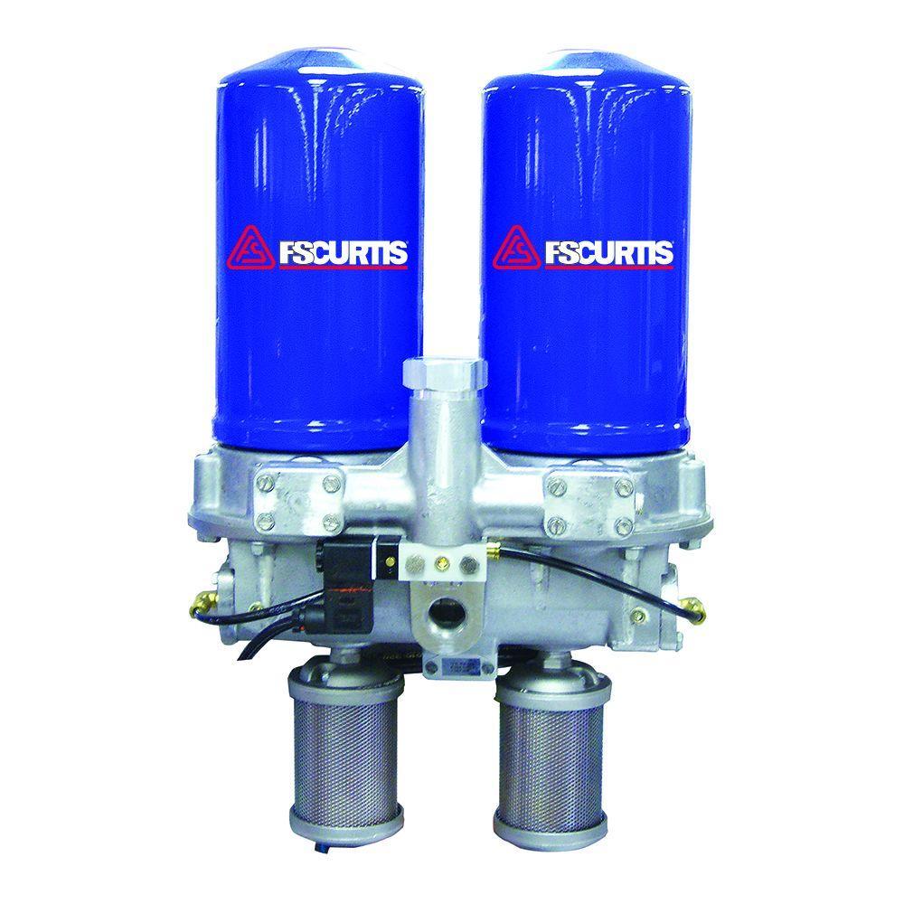 FS-Curtis SCFM Modular Desiccant Dryer with Pre-Filter