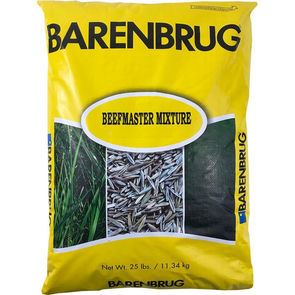 Barenbrug 25 lb. Beef Master Grass Seed Mix