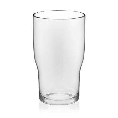 Lager 8-piece Glass Beer Tumbler Set