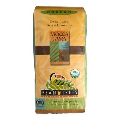 12 oz. Mocca Java Coffee Ground (3-Bags)