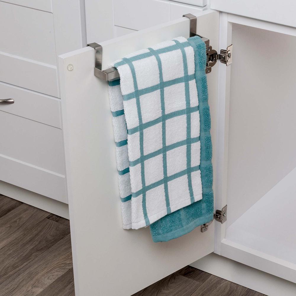 Merveilleux Stainless Steel Over Cabinet Towel Bar