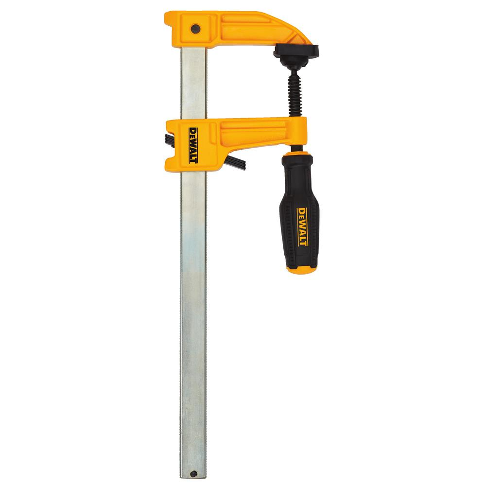 Jorgensen 24 in. Heavy-Duty Bar Clamp-3724-HD - The Home Depot
