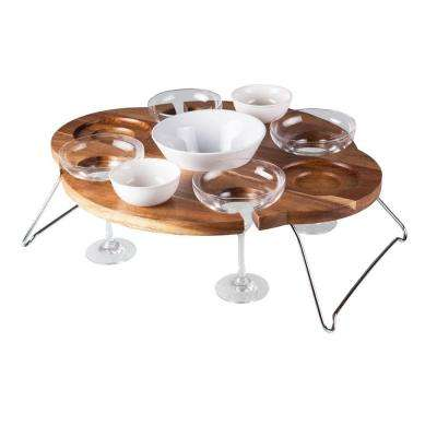 Mesarita Margarita/Chip and Dip Serving Table