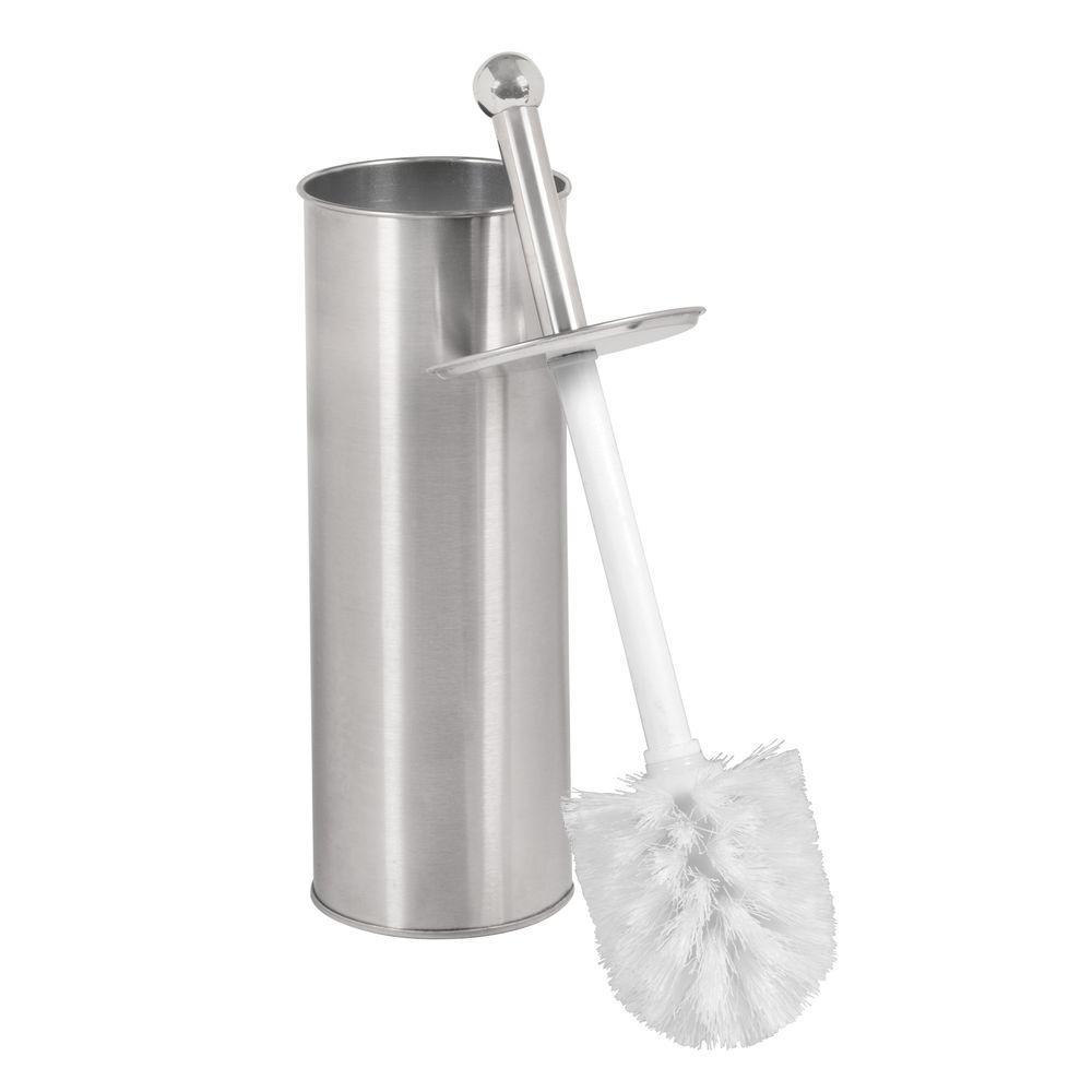 Toilet Brush Holder in Stainless Steel