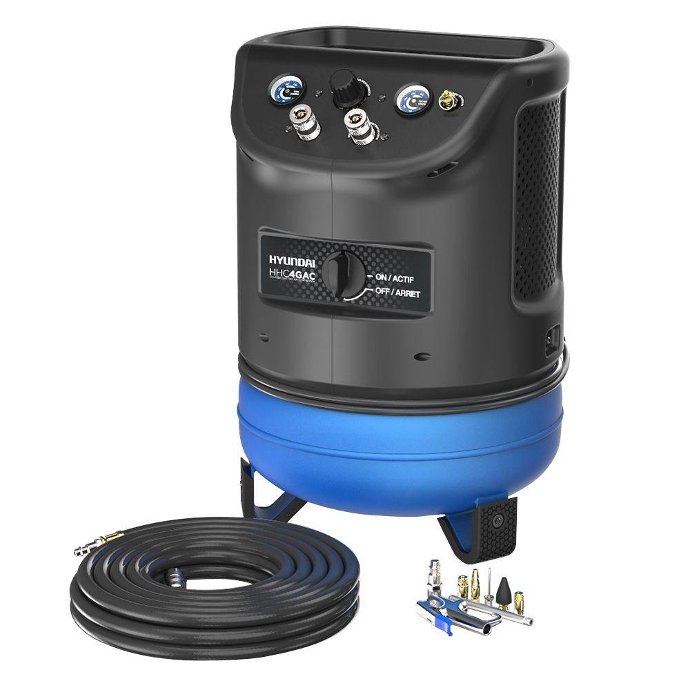 4 Gal. Portable Electric Air Compressor