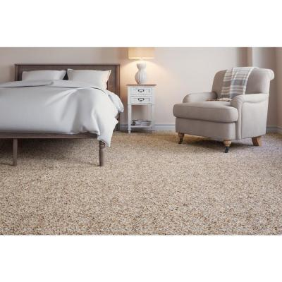 Collinger II-Color Oxford Textured 12 ft. Carpet