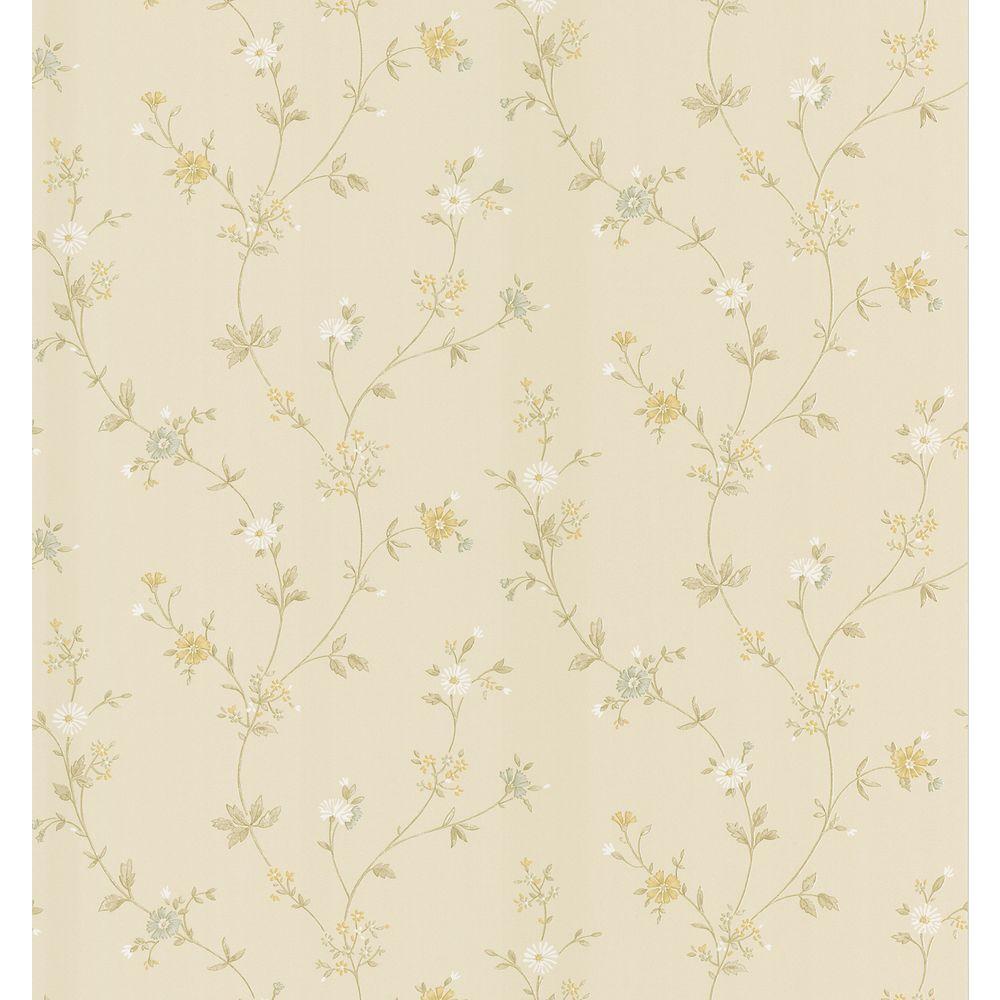 Daisy Trail Wallpaper