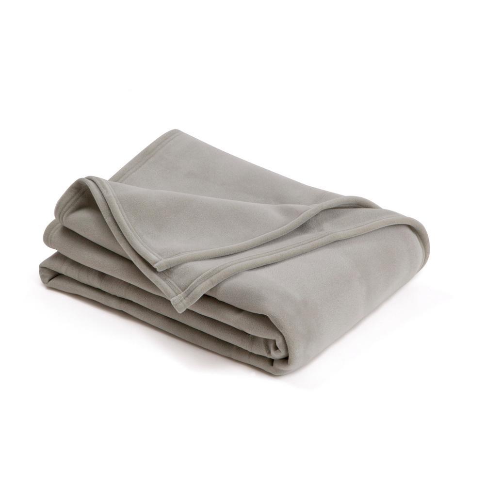 Original Tornado Grey Nylon Full/Queen Blanket