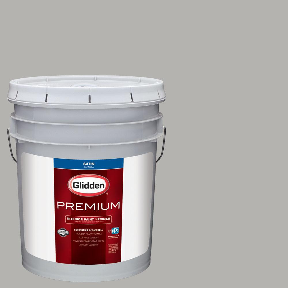 #NBA 046B Atlanta Hawks Gray Satin Interior Paint With