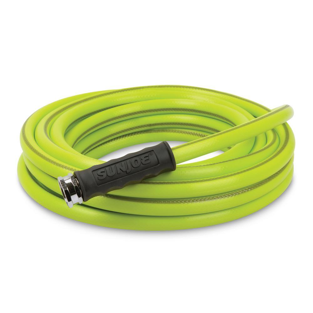 Aqua Joe 5/8 in. Dia. x 25 ft. Heavy Duty, Kink-resistant, Lightweight Garden Hose, Lead-free, BPA-free
