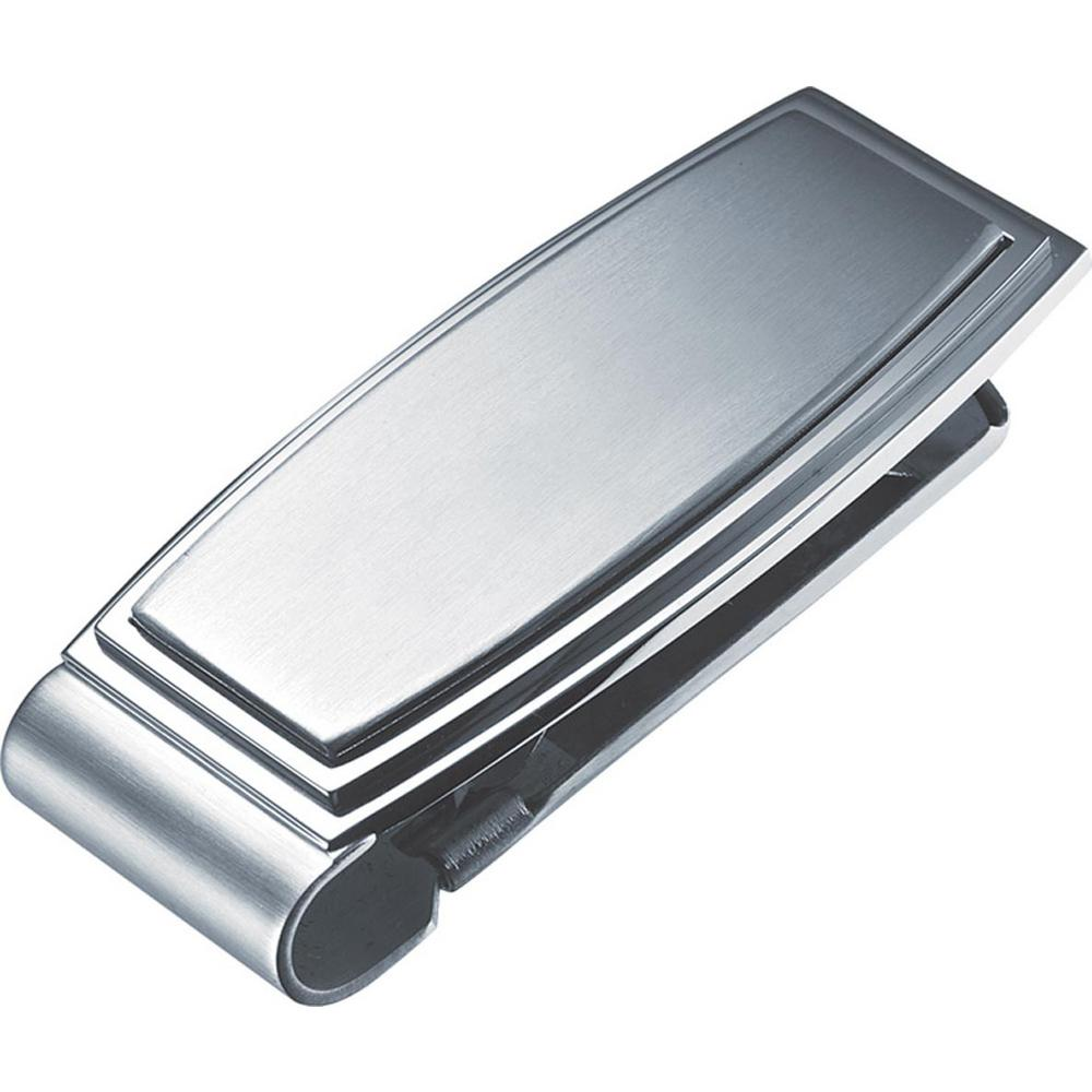 Capri Stainless Steel Money Clip
