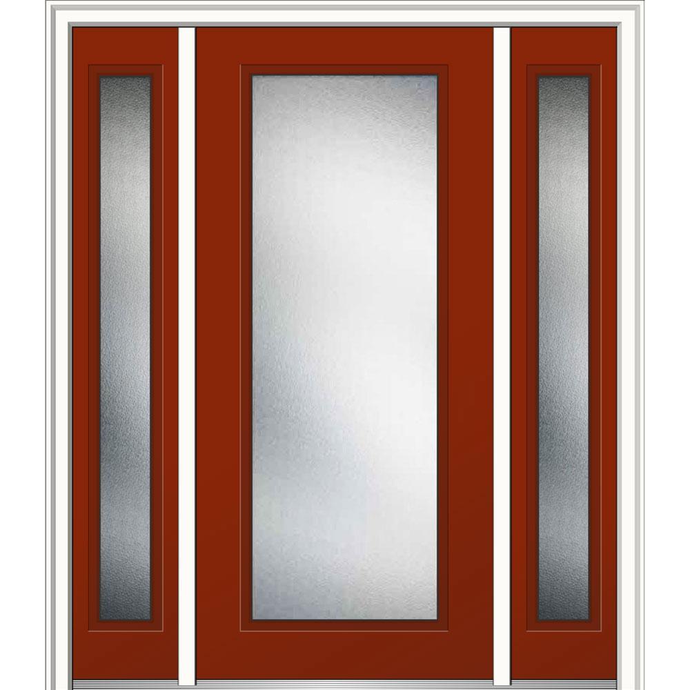 Steel doors front doors the home depot 60 planetlyrics Image collections